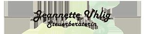 Steuerberater in Eberswalde – Jeannette Klüsener